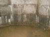 Внутренняя полимерцементная гидроизоляция коттеджа.